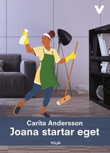 Joana startar eget (ljudbok) av Carita Andersso