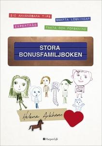 Stora bonusfamiljboken (e-bok) av Helene Arkhem