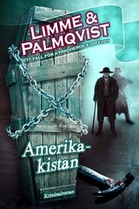 Amerikakistan (e-bok) av Johanna Limme, Martin