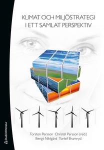 Klimat och miljöstrategi i ett samlat perspekti
