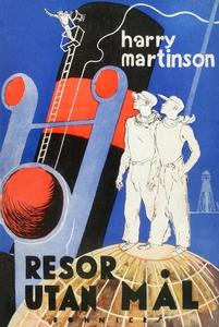Resor utan mål (e-bok) av Harry Martinson