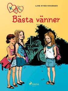 K för Klara 1 - Bästa vänner (e-bok) av Line Ky