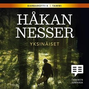 Yksinäiset (ljudbok) av Håkan Nesser