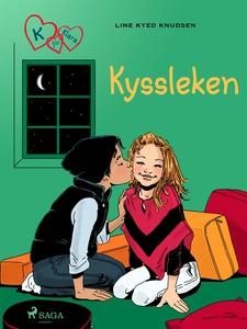 K för Klara 3 - Kyssleken (e-bok) av Line Kyed