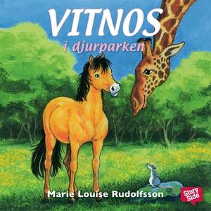 Vitnos i djurparken (ljudbok) av Marie Louise R