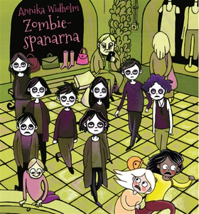 Spanarna 2: Zombiespanarna (ljudbok) av Annika