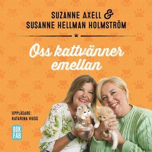 Oss kattvänner emellan (ljudbok) av Susanne Hel