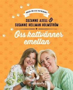 Oss kattvänner emellan (e-bok) av Susanne Hellm
