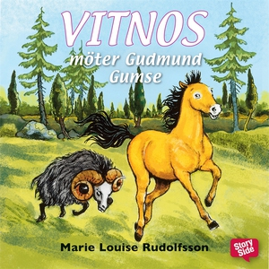 Vitnos möter Gudmund Gumse (ljudbok) av Marie L