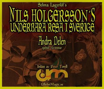 Nils Holgerssons underbara resa 2 (ljudbok) av