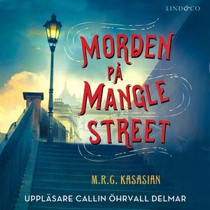 Morden på Mangle Street (ljudbok) av M.R.C. Kas