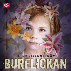 Burflickan (ljudbok) av Peter Stjernström