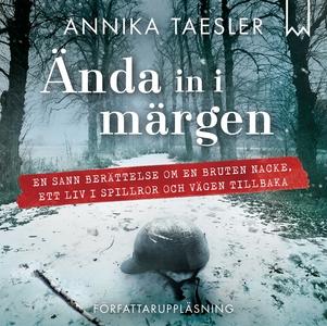 Ända in i märgen (ljudbok) av Annika Taesler