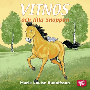 Vitnos och lilla Snoppan (ljudbok) av Marie Lou