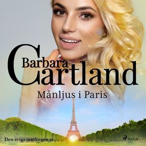 Månljus i Paris (ljudbok) av Barbara Cartland