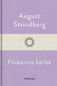 Flickornas kärlek (e-bok) av August Strindberg