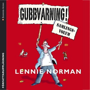 Gubbvarning samlingsvolym (ljudbok) av Lennie N
