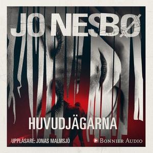 Huvudjägarna (ljudbok) av Jo Nesbø