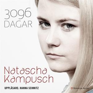 3096 dagar (ljudbok) av Natascha Kampusch