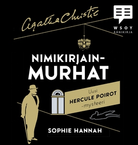 Nimikirjainmurhat (ljudbok) av Sophie Hannah