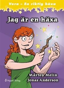 Jag är en häxa (e-bok) av Mårten Melin