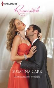 Med reservation för kärlek (e-bok) av Susanna C