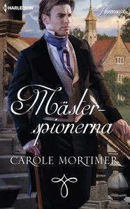 Mästerspionerna (e-bok) av Carole Mortimer