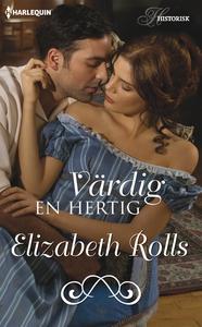 Värdig en hertig (e-bok) av Elizabeth Rolls