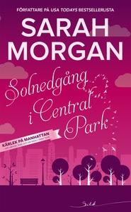 Solnedgång i Central Park (e-bok) av Sarah Morg