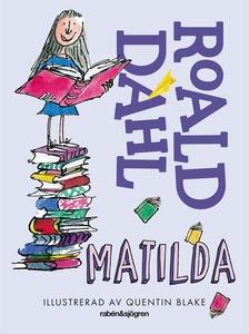 Matilda (e-bok) av Roald Dahl