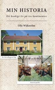 Min historia (e-bok) av Olle Wijkström