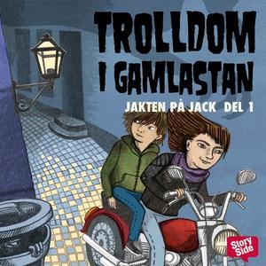 Trolldom i Gamla stan (ljudbok) av Martin Olcza