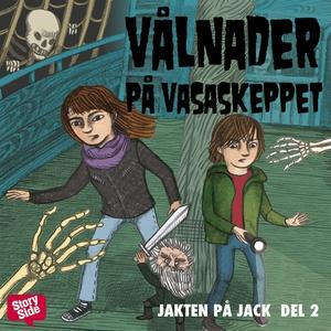 Vålnader på Vasaskeppet (ljudbok) av Martin Olc