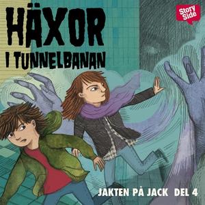 Häxor i tunnelbanan (ljudbok) av Martin Olczak