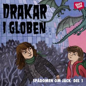 Drakar i Globen (ljudbok) av Martin Olczak