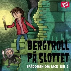 Bergtroll på slottet (ljudbok) av Martin Olczak