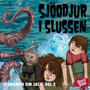 Sjöodjur i slussen (ljudbok) av Martin Olczak