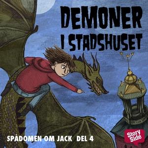 Demoner i stadshuset (ljudbok) av Martin Olczak