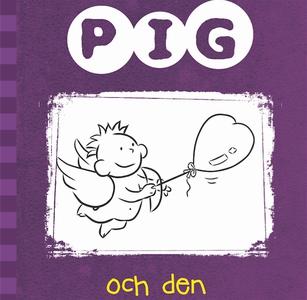 Pig och den knasiga dejten (ljudbok) av Barbara