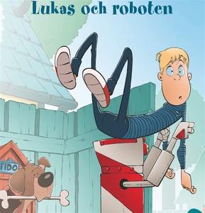 Lukas 5: Lukas och roboten (ljudbok) av Dorte S