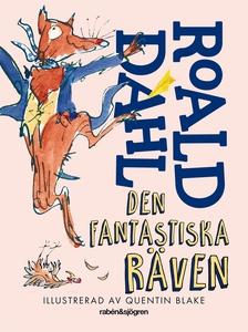 Den fantastiska räven (e-bok) av Roald Dahl