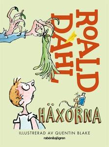 Häxorna (e-bok) av Roald Dahl