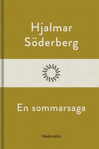 En sommarsaga (e-bok) av Hjalmar Söderberg