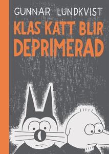 Klas Katt blir deprimerad (e-bok) av Gunnar Lun