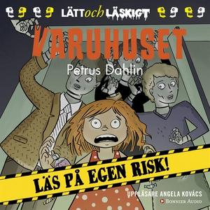Varuhuset (ljudbok) av Petrus Dahlin