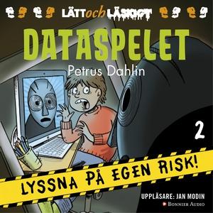 Dataspelet (ljudbok) av Petrus Dahlin
