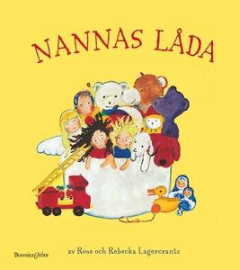 Nannas låda (e-bok) av Rose Lagercrantz