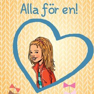 K för Klara 5 – Alla för en (ljudbok) av Line K