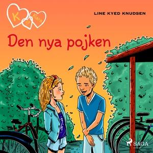 K för Klara 11 - Den nya pojken (ljudbok) av Li