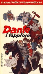 Dante 2 - Dante i toppform (e-bok) av Bengt Lin
